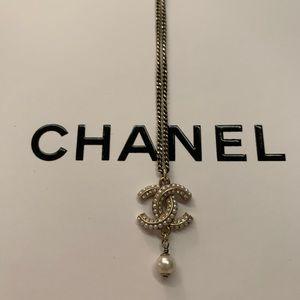 Vintage CHANEL necklace, authentic.